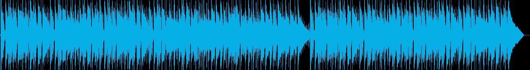 アコギ生演奏!優しいメロディのおしゃれ曲の再生済みの波形