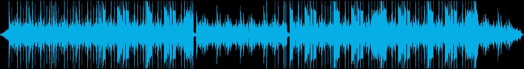 Lofi hip hop's reproduced waveform
