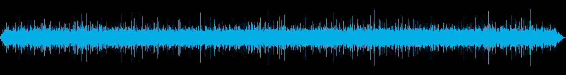 【環境音】涌水 (殿ヶ谷戸庭園)の再生済みの波形