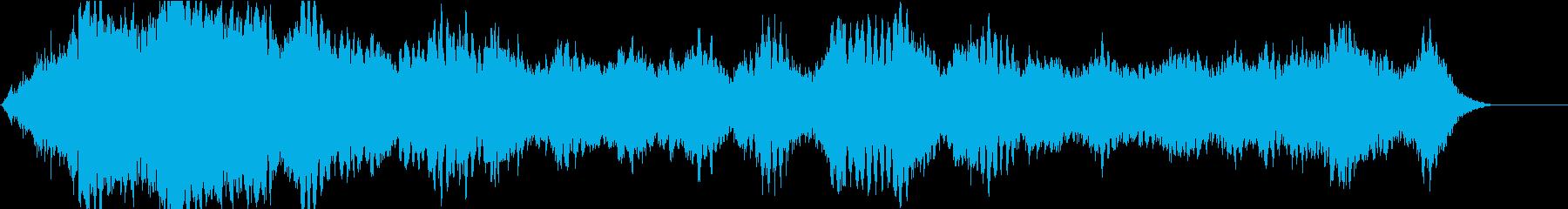 ドローン エジプトロー02の再生済みの波形