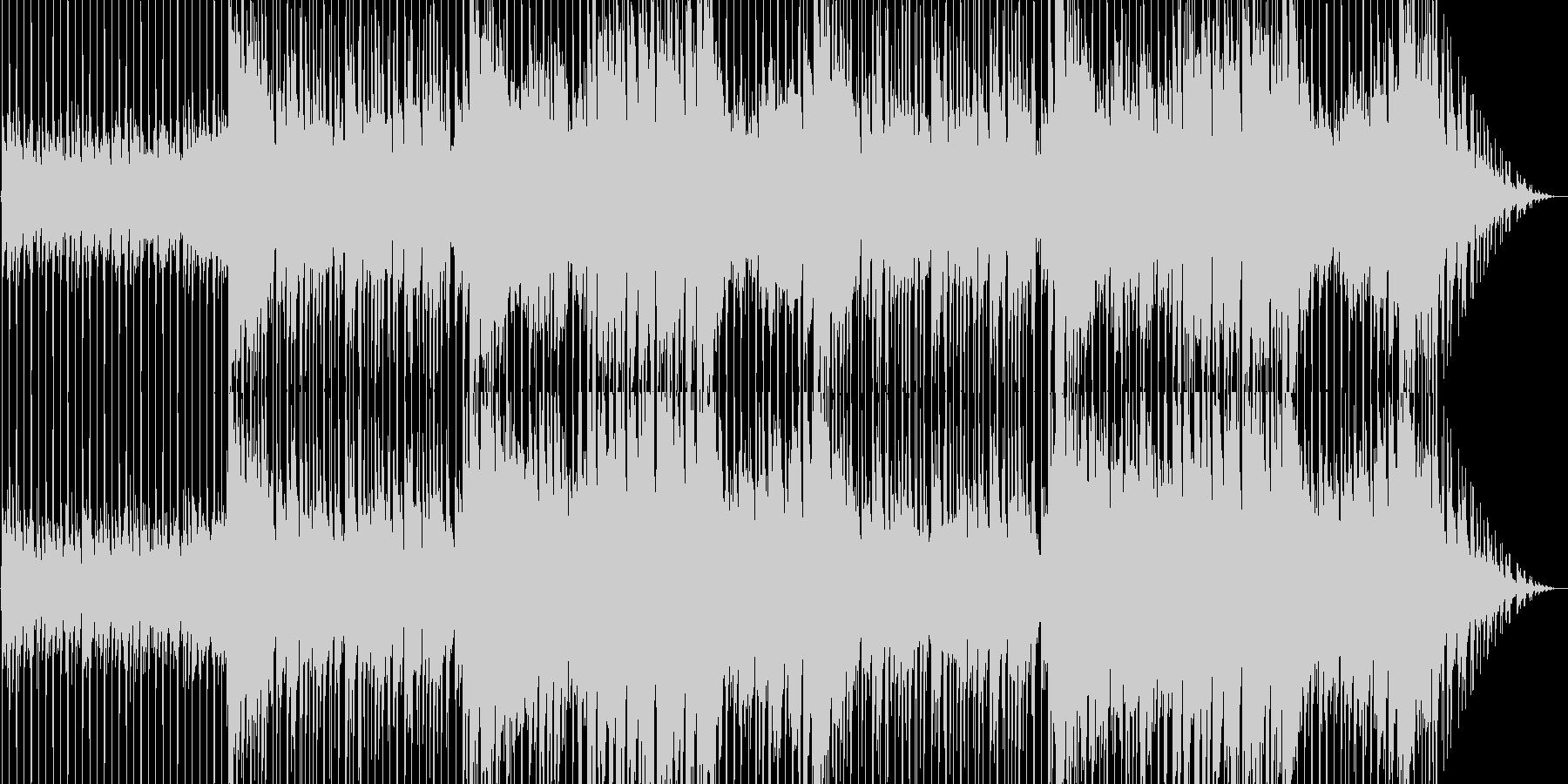 CM向け!爽やか・ポップ・明るいギター曲の未再生の波形