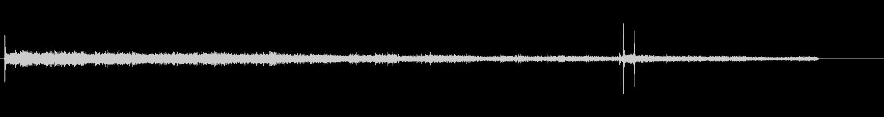 1956ペンタコンシックス(SLR...の未再生の波形