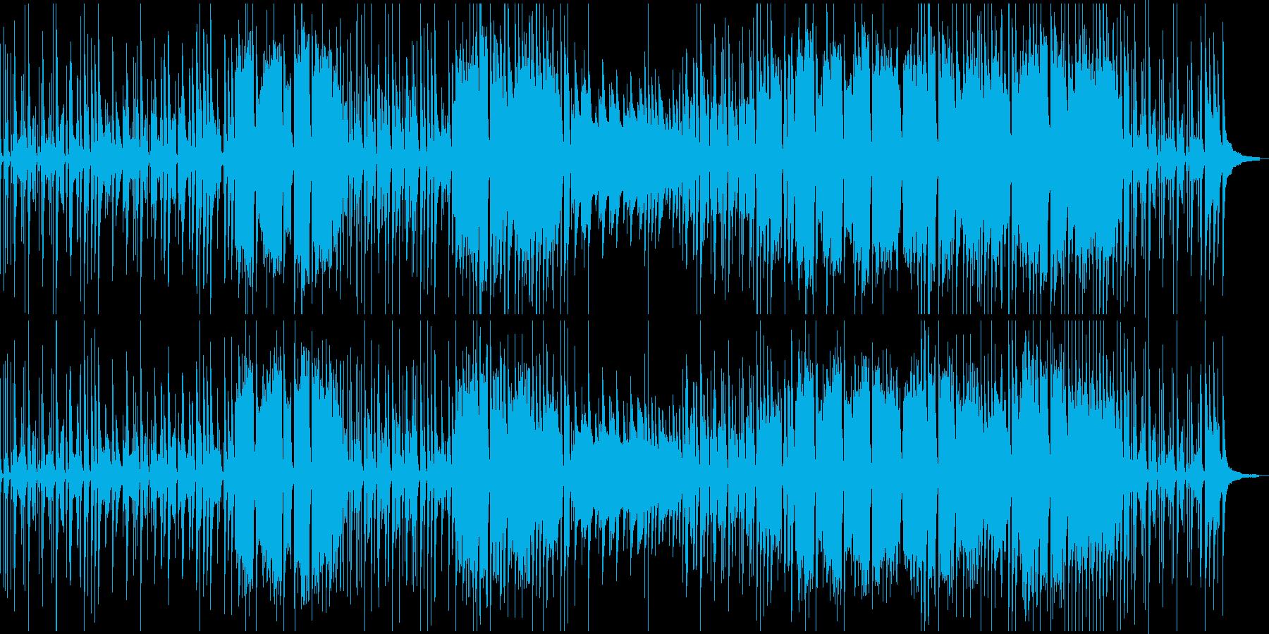 ほのぼの木琴・キッズの再生済みの波形