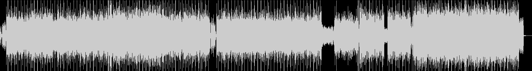 エッジの効いた、ラフなエレクトロ/...の未再生の波形