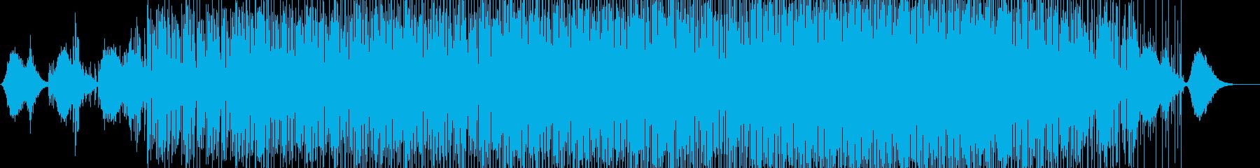 ラウンジ、チルアウト。の再生済みの波形