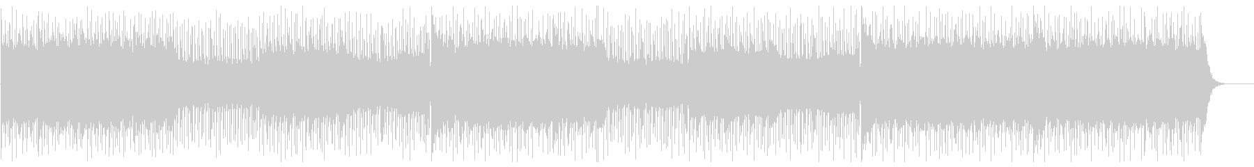 サイバー/ヒップホップ/ファミコン/低音の未再生の波形