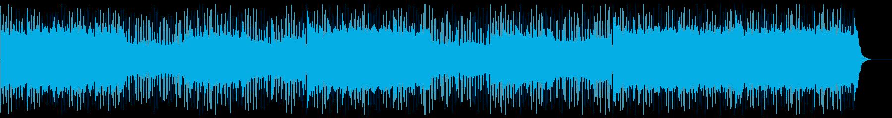 サイバー/ヒップホップ/ファミコン/低音の再生済みの波形