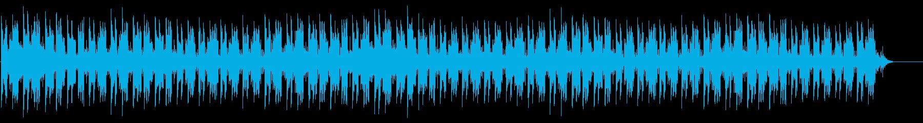 あやしげなエレクトロ、ゆったりラウンジでの再生済みの波形