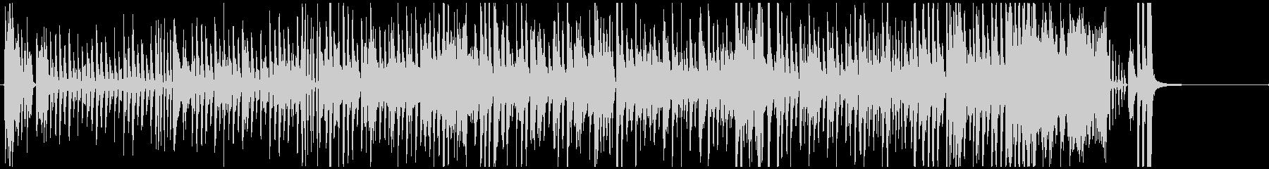 ジャズ系ハロウィン ショートバージョン1の未再生の波形