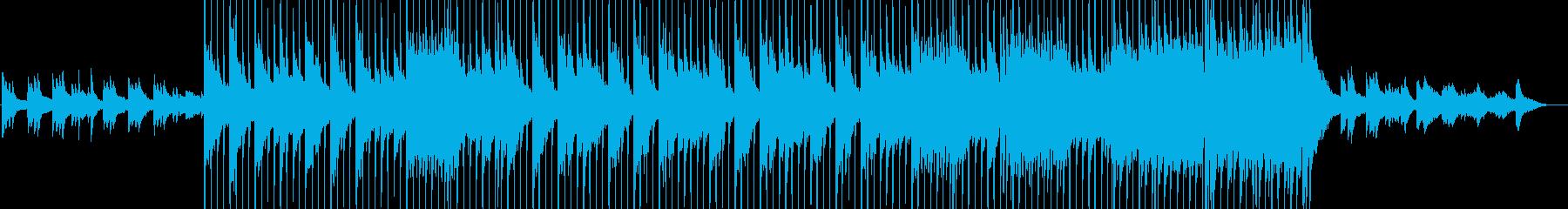 古さ R&B レトロ ポジティブ ...の再生済みの波形