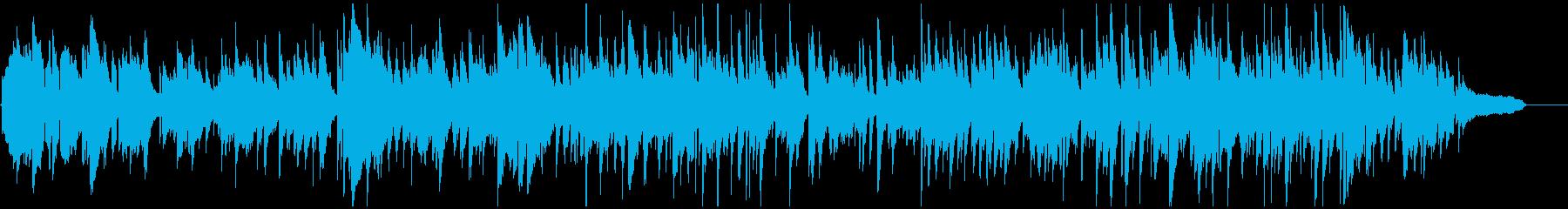 センチメンタルな憂鬱系ジャズ・バラードの再生済みの波形