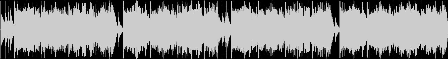 インパクトあるトラディショナルなJazzの未再生の波形