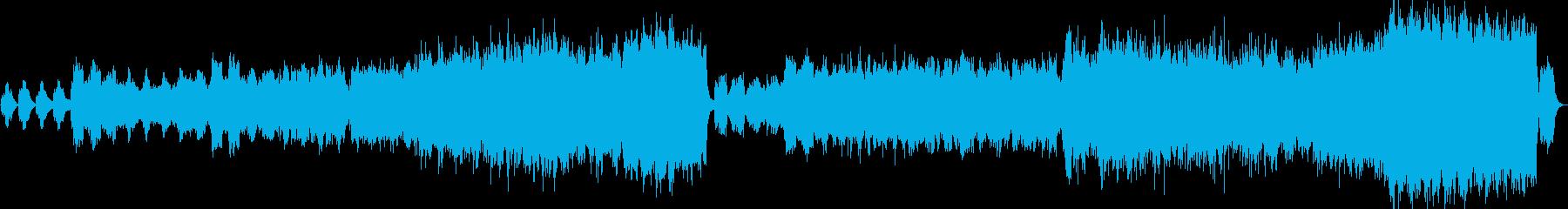 シネマティック センチメンタル 感...の再生済みの波形