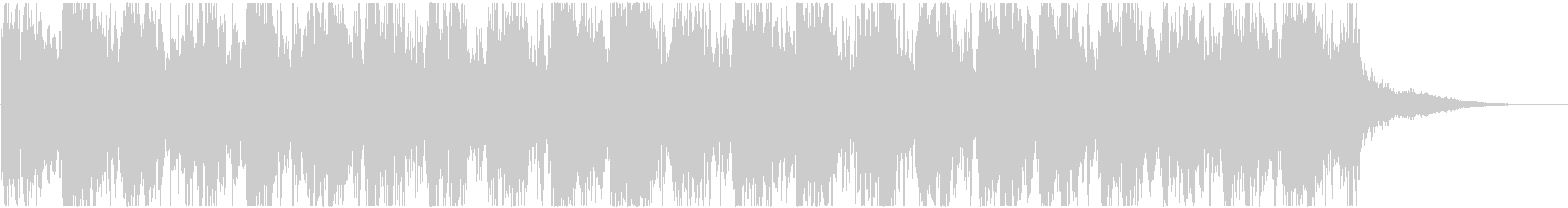 スリル、緊張感 -打楽器中心-の未再生の波形