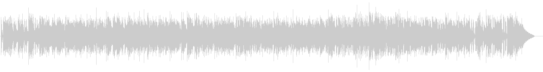 Sometimes like a girl without a mother (guitar)'s unreproduced waveform