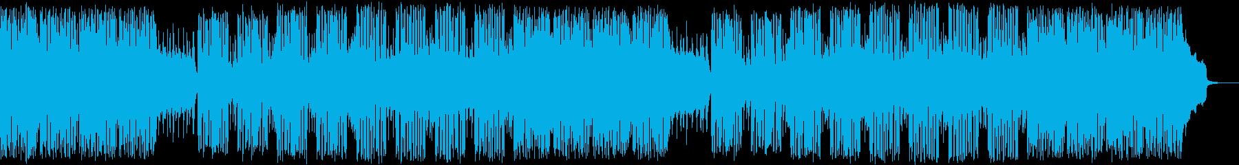 スカ・メロコア・パンク・盛り上がるの再生済みの波形