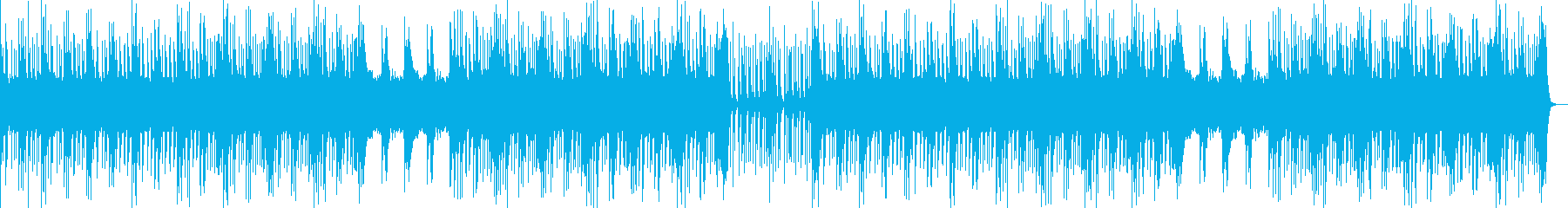 Japanese drum and Shinobue festival music's reproduced waveform