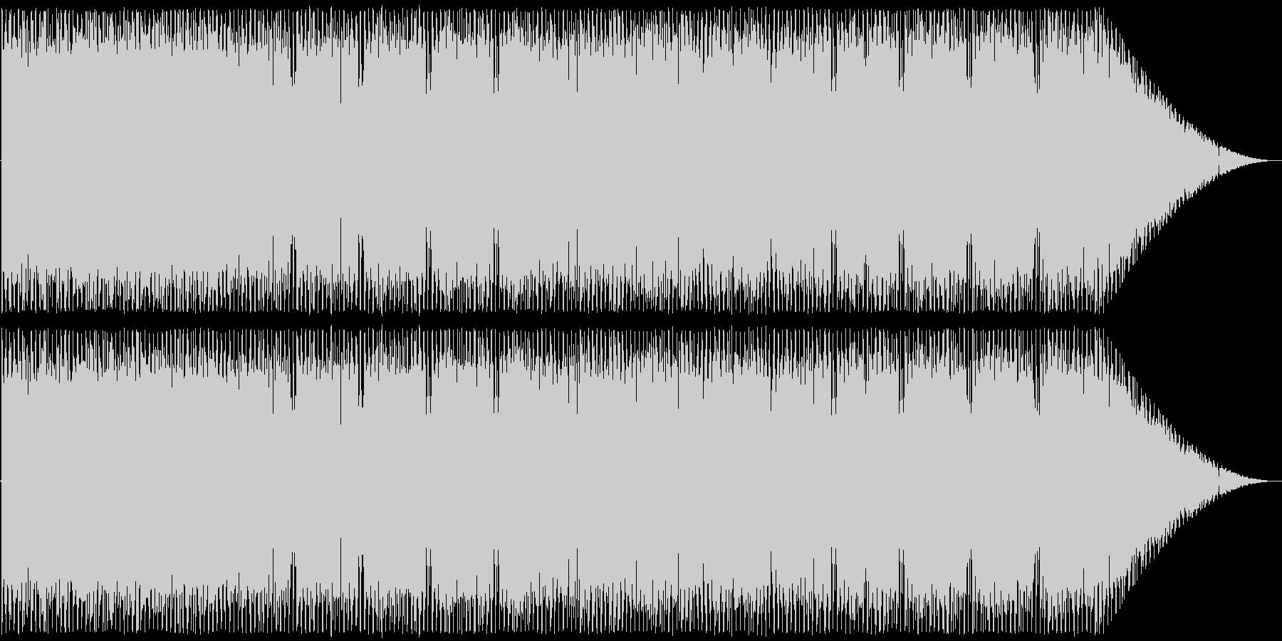 ファミコン/お笑い/パニック/ピコピコの未再生の波形