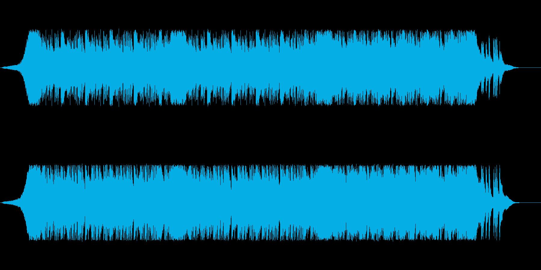【爽やか】新しい挑戦をする雰囲気のBGMの再生済みの波形