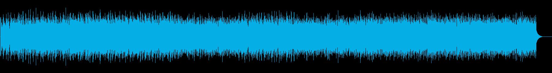 【ドラム抜き】ピアノが爽やかなストリングの再生済みの波形