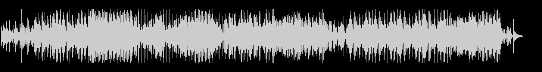 ゆったり艶やか和風曲 ピアノ・ソロverの未再生の波形