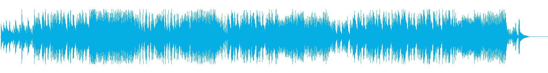 ゆったり艶やか和風曲 ピアノ・ソロverの再生済みの波形
