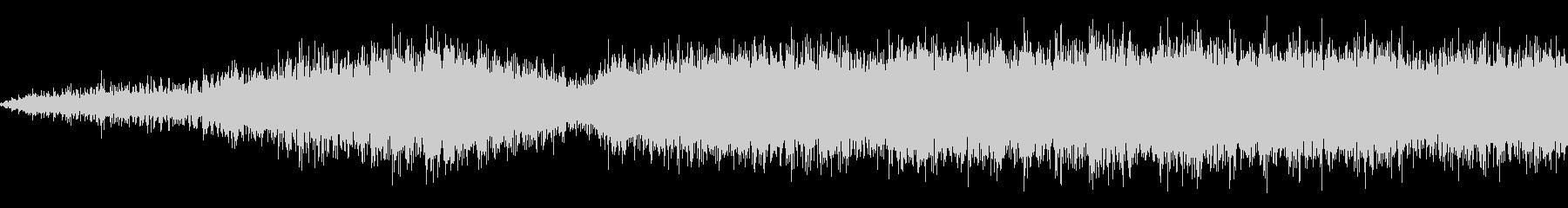 パペットマスタードリルループの未再生の波形
