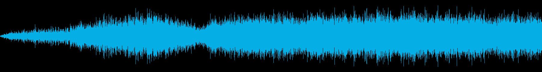 パペットマスタードリルループの再生済みの波形