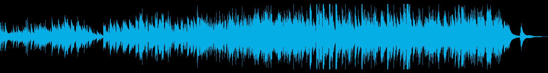 秋の童謡2曲 オリジナルアレンジの再生済みの波形