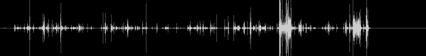 メタルシャックルズムーブメント;メ...の未再生の波形