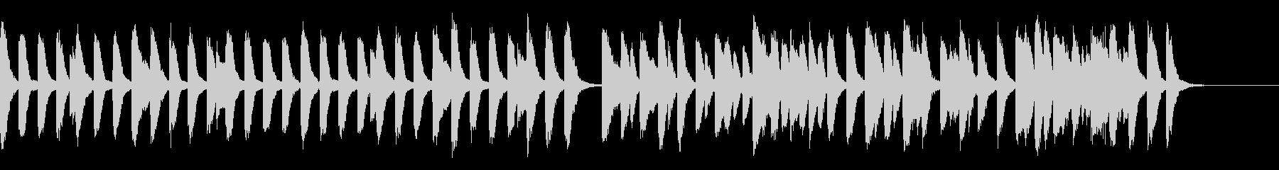 知育・料理・パズル・日常ピアノ10Aの未再生の波形