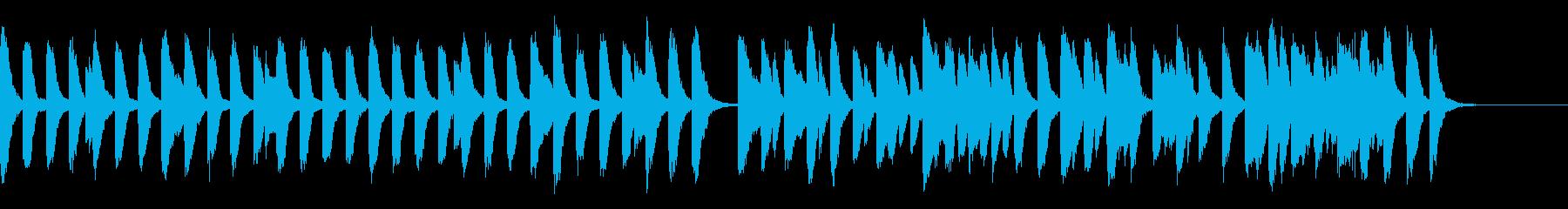 知育・料理・パズル・日常ピアノ10Aの再生済みの波形
