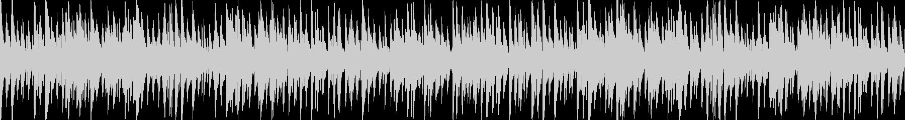 お洒落でキャッチーなジャズピアノトリオ3の未再生の波形