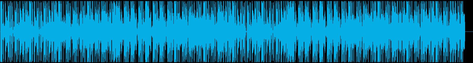 優しいイメージのR&B POPの再生済みの波形