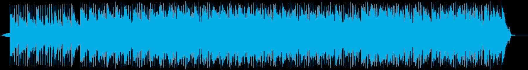 アンビエント コーポレート 感情的...の再生済みの波形