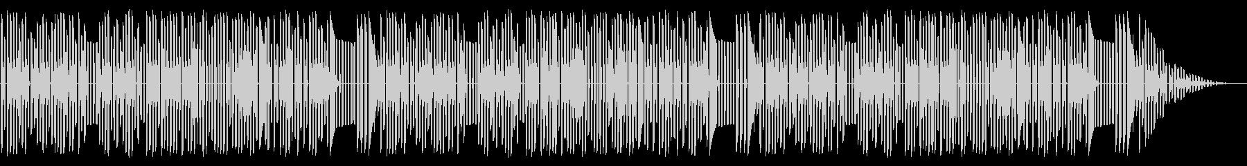 NES 汎用 C03-1(ステージ2) の未再生の波形