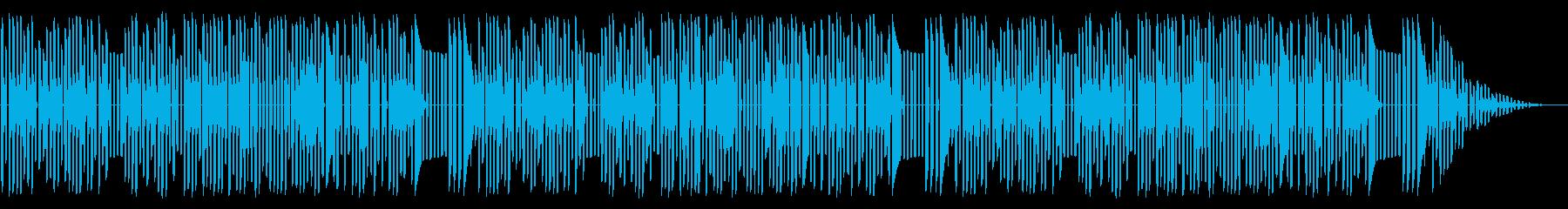 NES 汎用 C03-1(ステージ2) の再生済みの波形