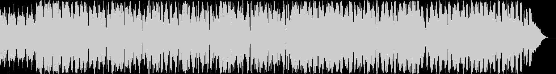 ちょっとおセンチなオリジナルボサノバの未再生の波形
