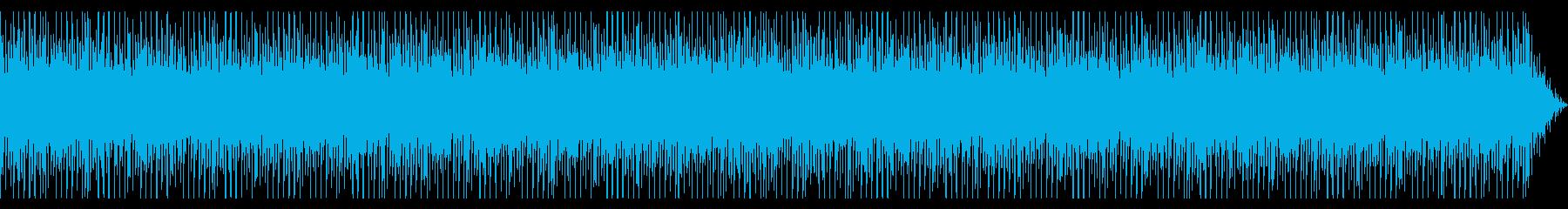 カフェ・雑貨屋 オシャレなジプシージャズの再生済みの波形
