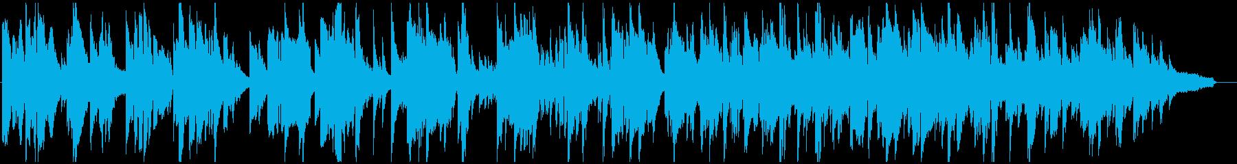 テナーサックス生演奏のラウンジ系バラードの再生済みの波形