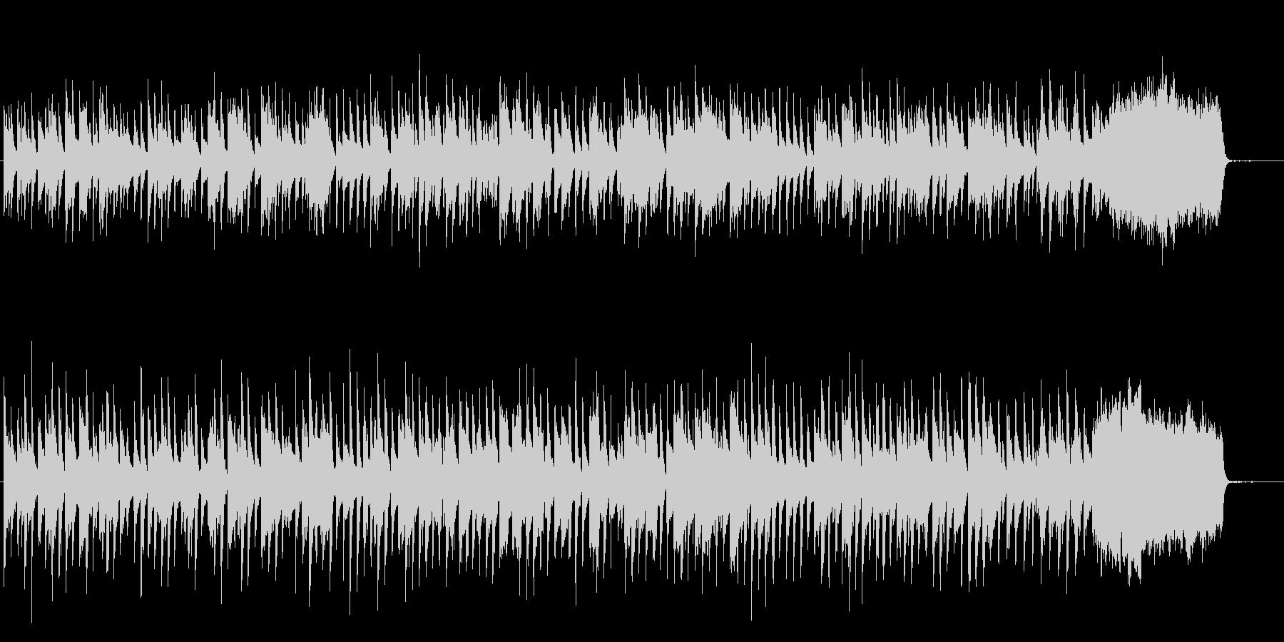 バッハ チェンバロ協奏曲 アリオーソ の未再生の波形