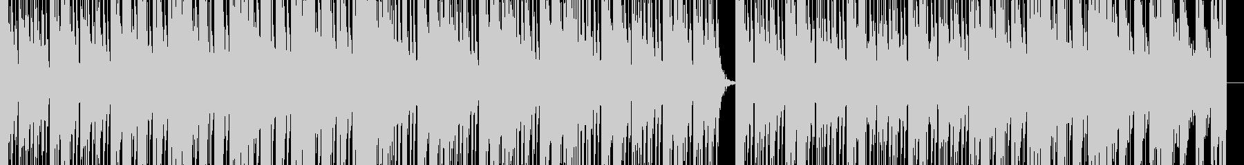 部族の戦士タイプのドラムグルーブは...の未再生の波形