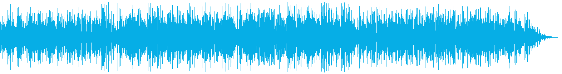 アコースティック楽器。さわやかな、...の再生済みの波形