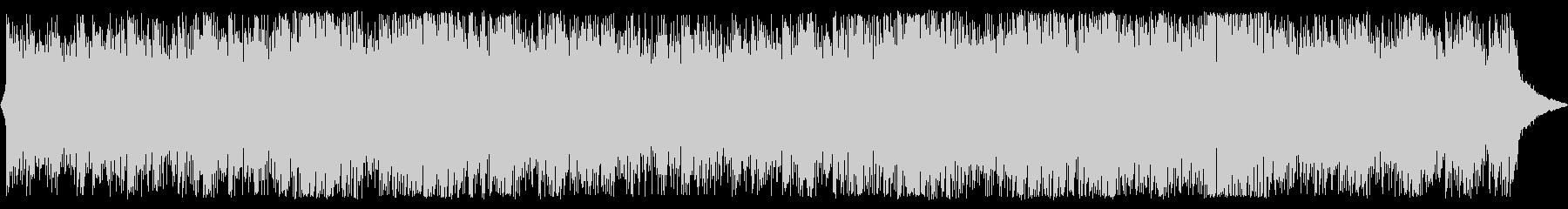 ピアノ&シンセのハイブリッド/クール系曲の未再生の波形