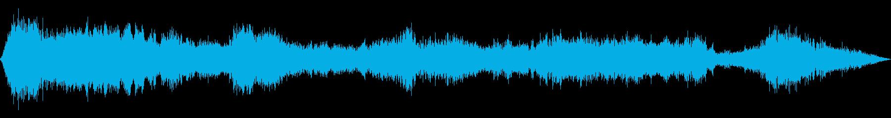 スモールスタジオオーディエンス:F...の再生済みの波形