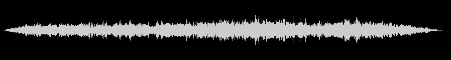 ダークなアンビエント ドローン30秒版の未再生の波形