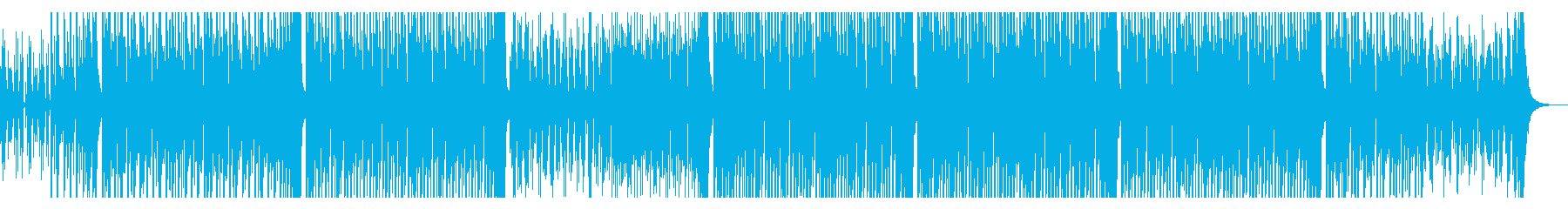 アドレナリンの再生済みの波形