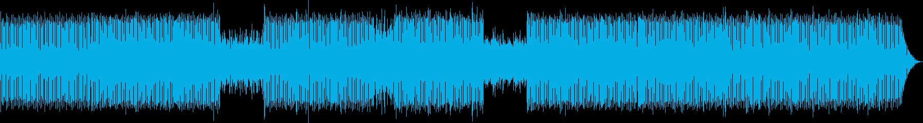 minimal technoの再生済みの波形