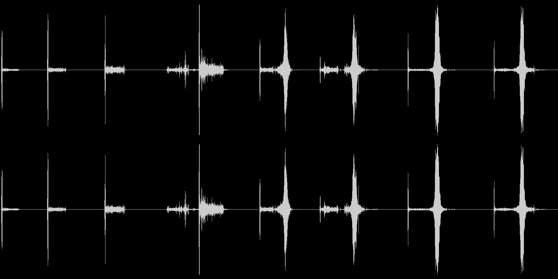マッチ、イグナイト、ファイアー、エ...の未再生の波形
