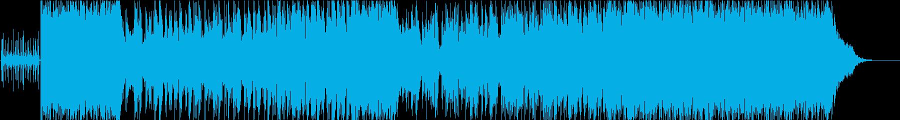 ブラッシュ!の再生済みの波形